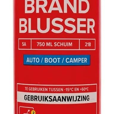 Neyfik Auto, Boot en Camper Sprayblusser