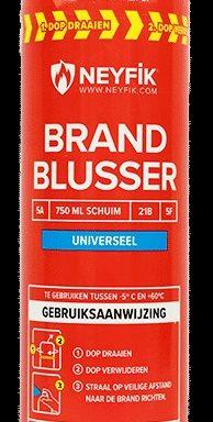 Neyfik Universele Sprayblusser